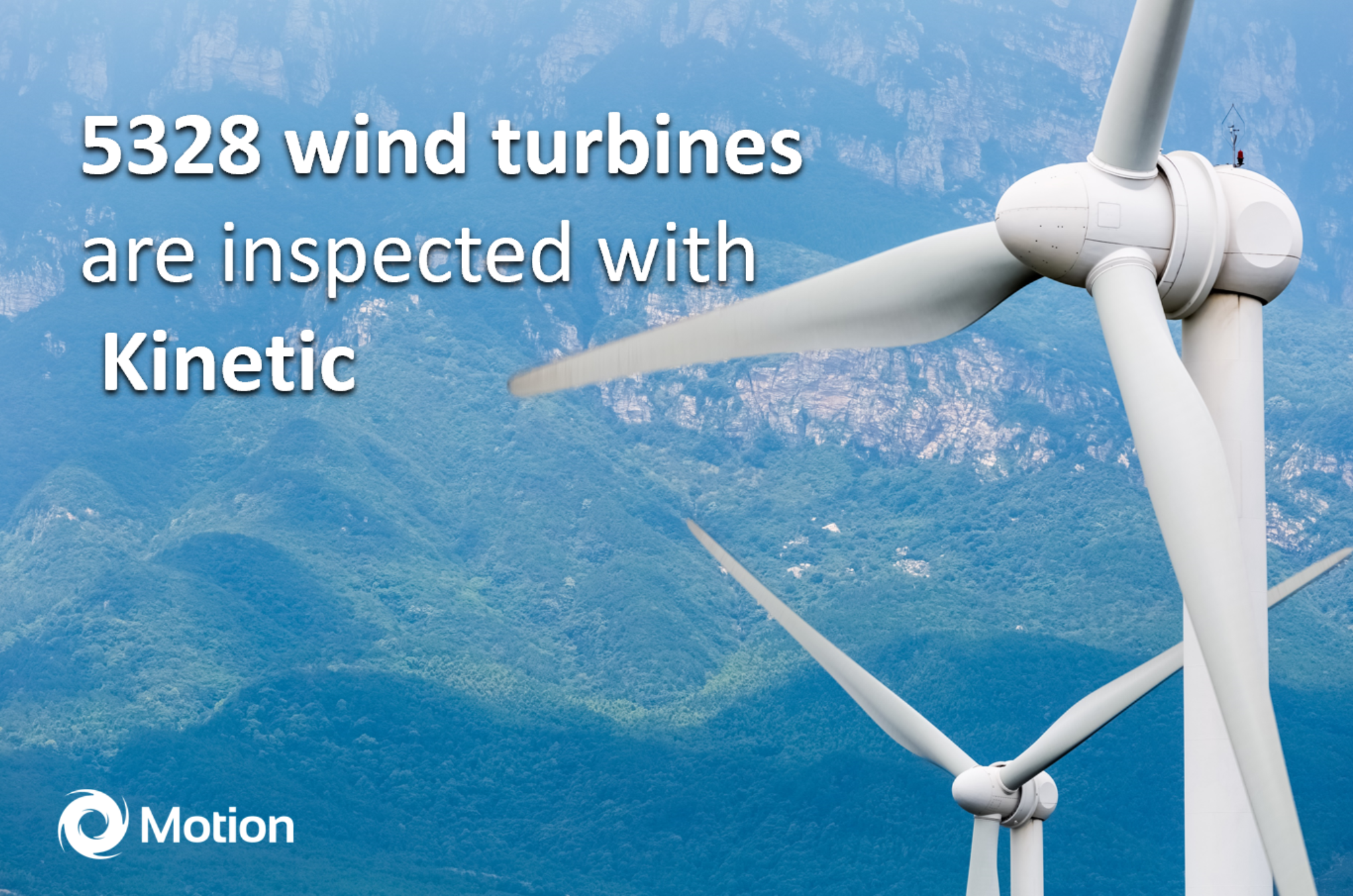 5,328 Wind turbines remain compliant with Kinetic