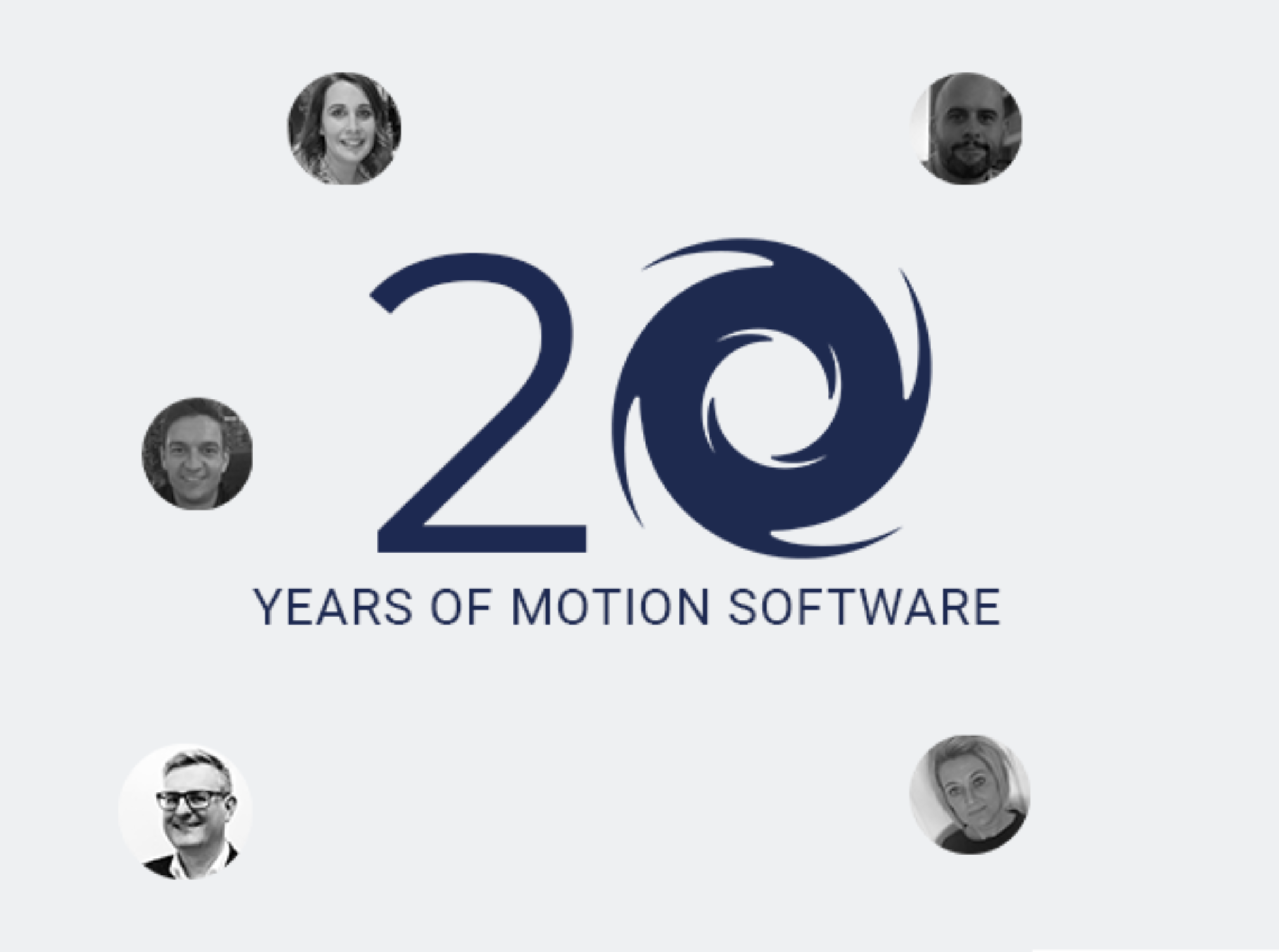 Celebrating 20 years of Motion Software