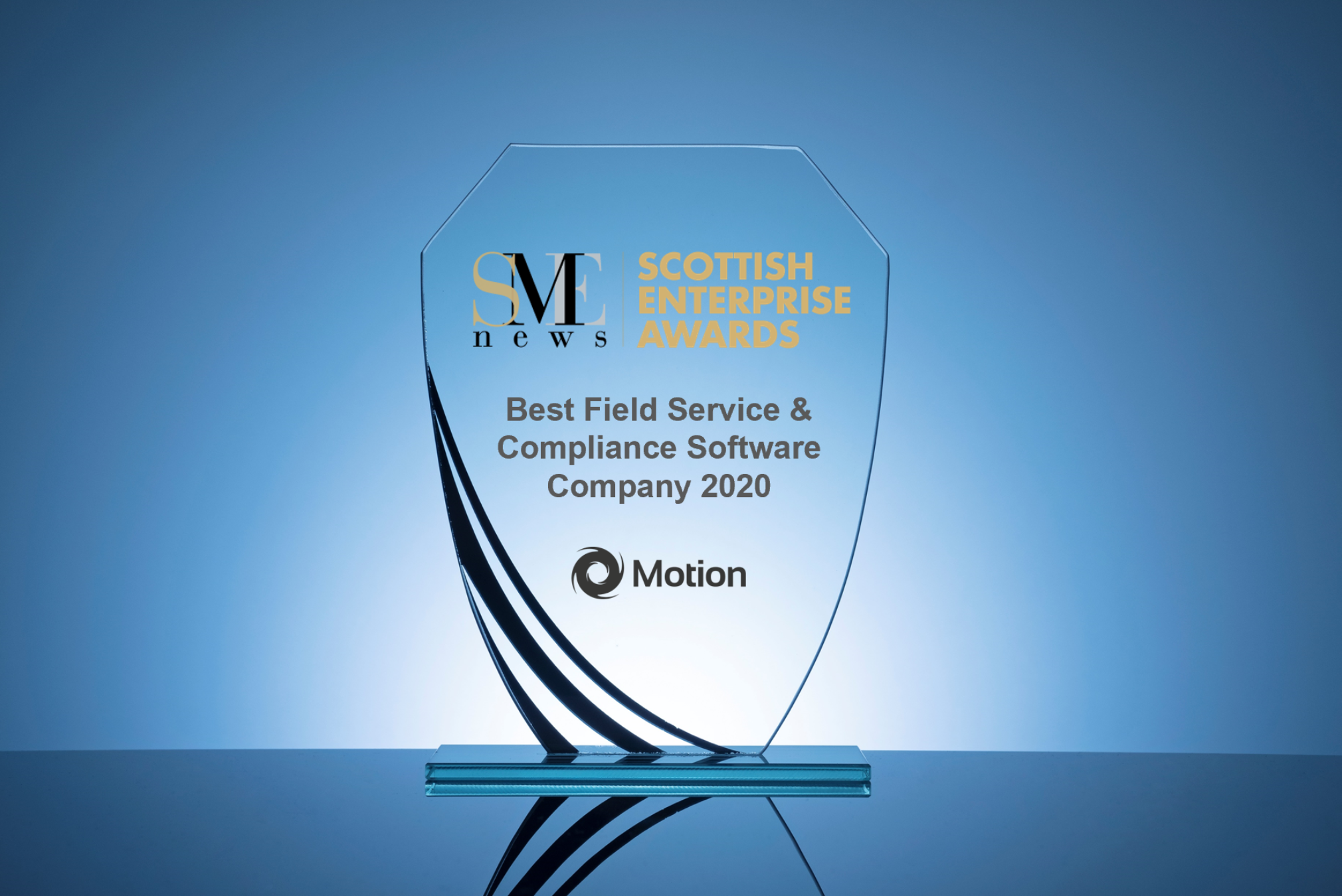Motion Software Announced Best Field Service & Compliance Software Company 2020