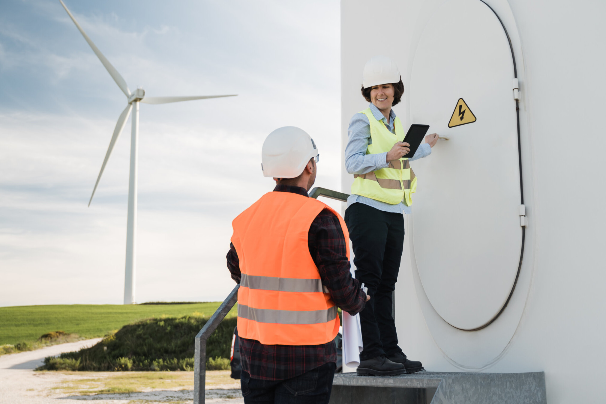 Building sustainability with automated inspection and compliance software